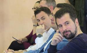 Tudanca: «Desde que Rajoy llegó a la Moncloa no hay un proyecto en León que esté avanzando»