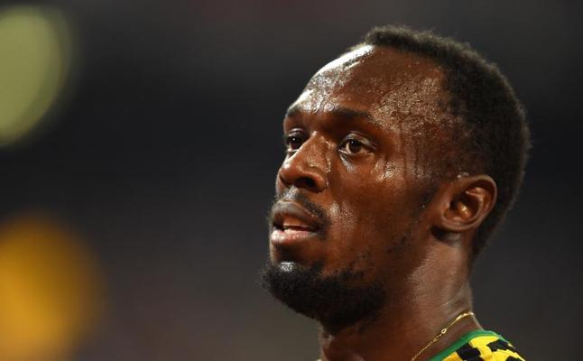 Bolt anuncia que ha fichado por un equipo de fútbol