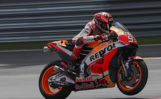 Honda blinda su proyecto deportivo renovando a Márquez hasta 2020