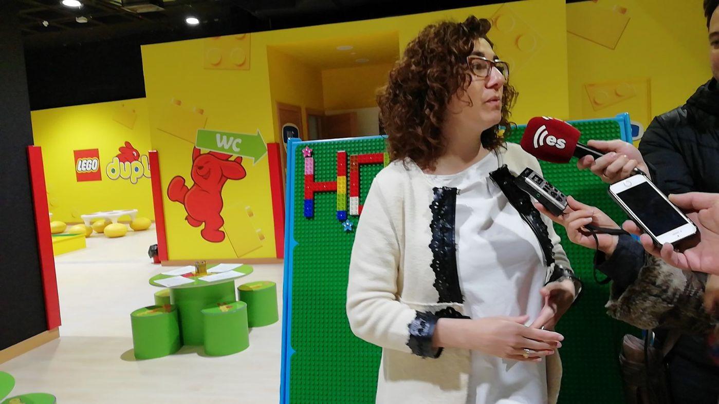 Lego conquista Espacio León