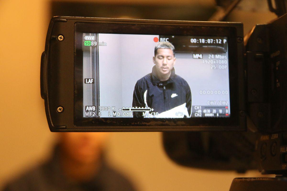 Yosuke Ideguchi en su entrevista con leonoticias