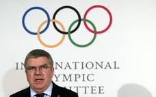 El COI levanta la suspensión a Rusia