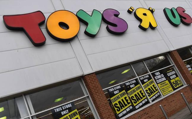 La compañía de juguetes Toys R Us en Reino Unido entra en quiebra
