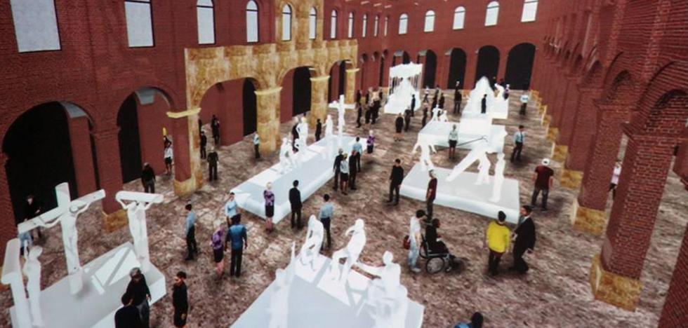 Patrimonio aprueba la memoria para el control de las obras del Museo de la Semana Santa de León