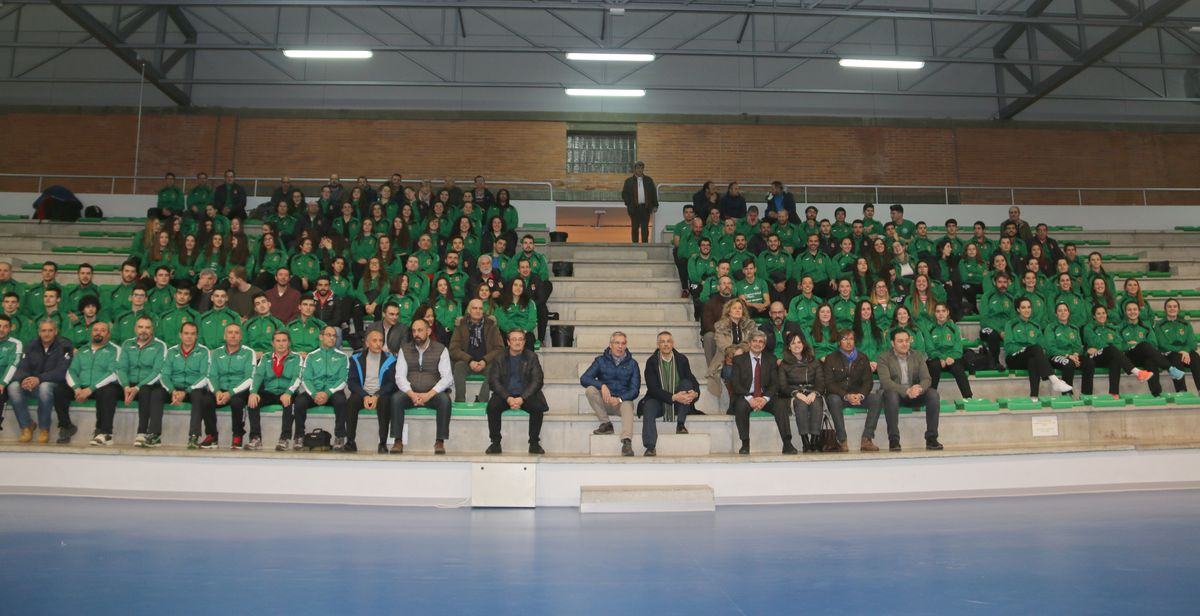 Inauguración del Polideportivo 'Hansi Rodríguez'