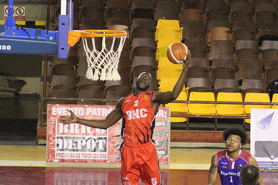 Agustinos 87-87 Basket Navarra