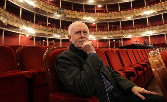 López Cobos, maestro español de las orquestas