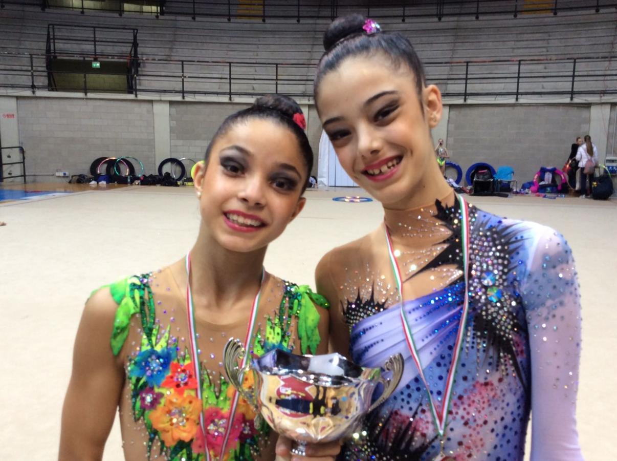 Paula Serrano y Olatz Rodríguez lideran a España en Italia