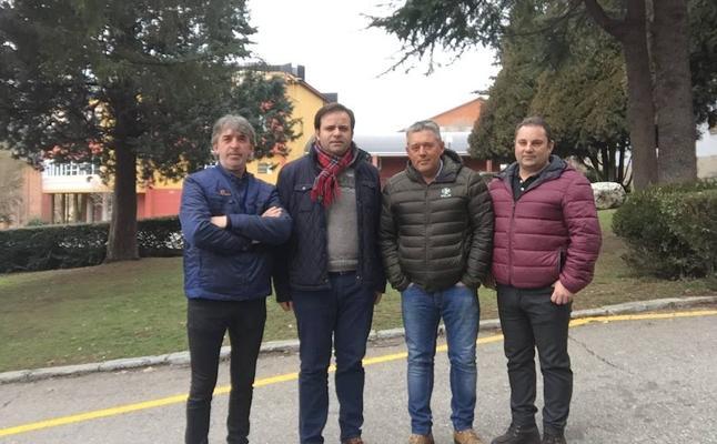 El PSOE denuncia que la restauración de cielo abierto sólo genera cuatro empleos locales al año en León