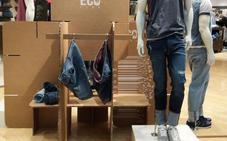 El Corte Inglés impulsa la moda sostenible con el reciclaje de ropa vaquera