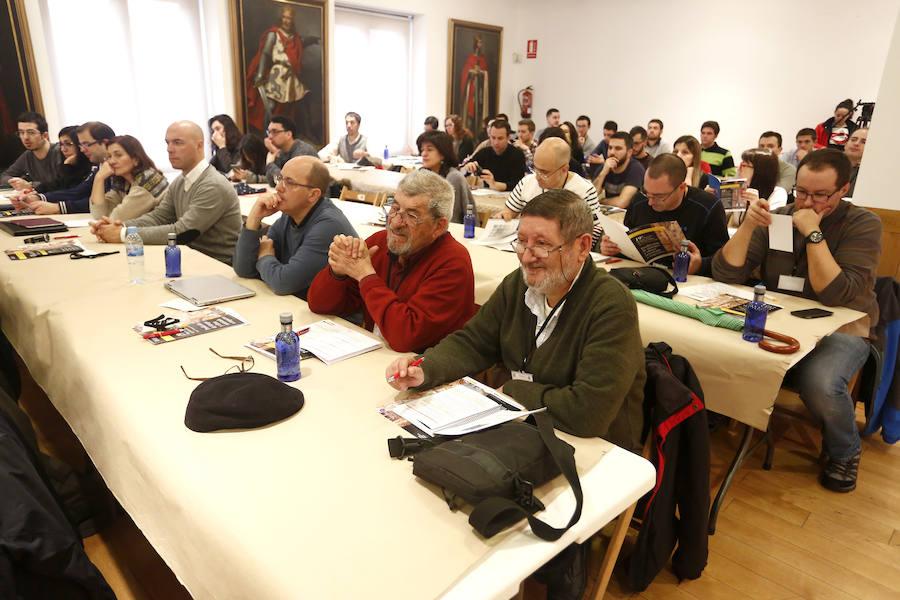 Inauguración de las XXXV Jornadas Científicas de la Asociación Meteorológica Española
