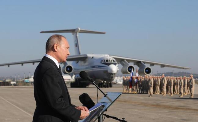Asciende a 39 el número de muertos en el accidente de avión ruso en Siria