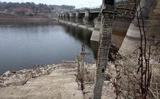 Los embalses recuperan el 3,4% de su capacidad tras las lluvias