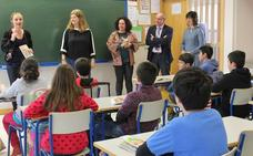 Dieciséis colegios participan en el ciclo de charlas divulgativas sobre el Fuero de León