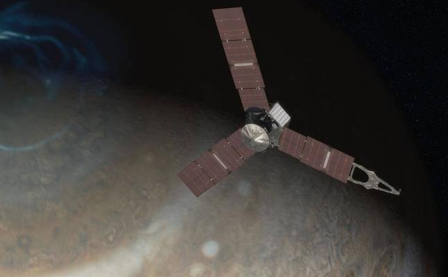 Juno desvela los secretos del interior de Júpiter