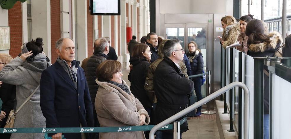 Renfe cancela este jueves 304 trenes AVE, de Media y Larga Distancia