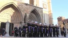 Cáceres desvela a León los secretos de su Semana Santa