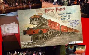 'Harry Potter y la magia de la música' vuelve al auditorio Angel Barja del Conservatorio
