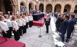Cuatro décadas de oficialidad del Himno a León