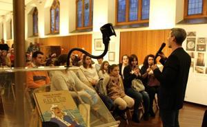 Las gestas de España se presentan en la Casa Botines