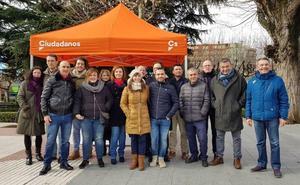 Ciudadanos defiende que ha conseguido «más medidas sociales en tres años que el PSOE en 20»