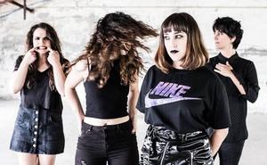 Agoraphobia llega a León para presentar su nuevo LP, 'Incoming noise'