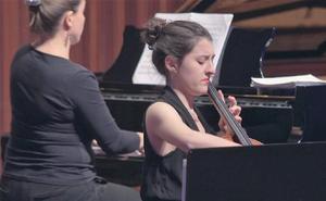 La ULE y Juventudes Musicales programan un concierto de violonchelo y piano