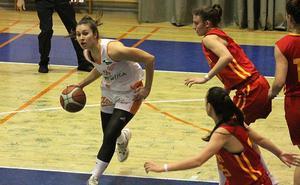 Marta Canella, MVP de la jornada en Liga Femenina 2
