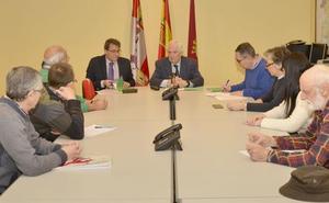 La Junta constituye una mesa de trabajo para hablar sobre el 'Puerto de Pinos' de Babia