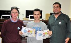 Tres leoneses representan a Castilla y León en la fase nacional de la V Olimpiada Geográfica