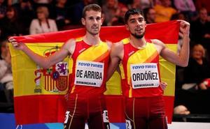 Saúl Ordóñez ya tiene nuevo reto: mínima para el Europeo de Berlín