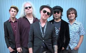 El Rock and Roll de Diego Fuertes 'Dogo y su nueva banda, este miércoles en El Albeitar