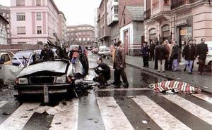 El etarra que asesinó a Cortizo se sienta en el banquillo 22 años después del atentado