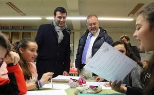 Fernando Rey garantiza que la Ebau en Castilla y León será una prueba «seria y rigurosa», a pesar de los cambios del temario