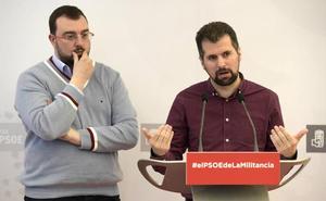 El PSOE de Castilla y León y de Asturias se unen en defensa del carbón, infraestructuras y contra la despoblación