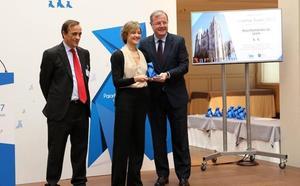 León obtiene tres 'Pajaritas Azules' por su gestión en la recogida selectiva de papel y cartón