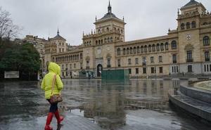 Fin de semana de lluvia, viento, frío e incluso nieve en Castilla y León