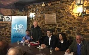 El PP León Norte constituye su Junta Comarcal y las líneas a seguir en los próximos meses