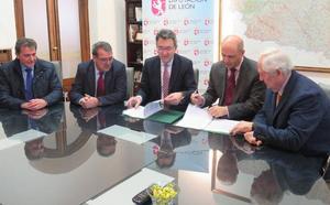 La Diputación destina 87.000 euros al análisis de suelos desde el año 2009 tras un acuerdo con el Itacyl