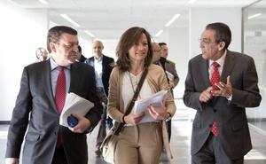 La Junta inicia reuniones para explicar la convocatoria de seis millones de ayudas para fomentar las mancomunidades