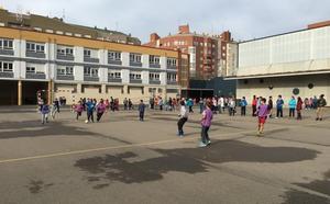 Roban por segunda vez en un año en el colegio Luis Vives de León