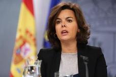 La vicepresidenta del Gobierno estará el viernes en León para acudir al I Punto de Encuentro de la Fundación MonteLeón