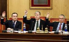 El pleno aprueba los presupuestos con el apoyo de PP y Ciudadanos y las críticas de la oposición