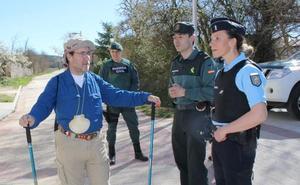La Gendarmería Nacional Francesa se desplegará en León dentro del Plan de Seguridad Jacobea