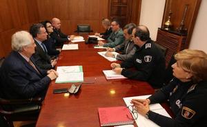 Más de 550 servicios velarán por la seguridad en la Semana Santa de la ciudad de León