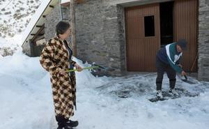 Protección Civil prevé nevadas en León y vientos de hasta 70 kilómetros por hora en zonas montañosas