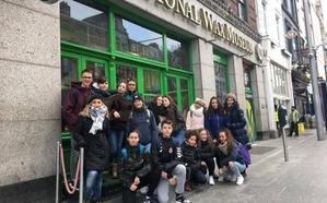 Semana de inmersión lingüística en el Colegio San Juan de la Cruz
