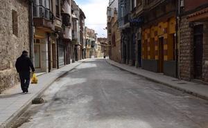 La Bañeza cambiará el sentido de la calle Juan de Mansilla que reabrirá los días de Semana Santa