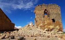 El PSOE pregunta en Cortes si actuará en el castillo de Alcuetas tras el derrumbe