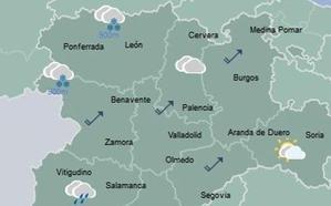 Protocolos de seguridad por nieve en las autopistas de Ávila y Segovia y las carreteras de Zamora y León